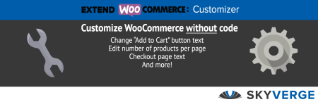 Free WooCommerce Extension Customizer