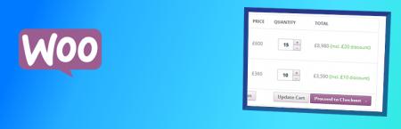 Free WooCommerce plugins | WooCommerce Bulk Discounts