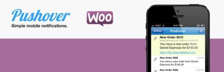 free WooCommerce plugins | pushover WooCommerce