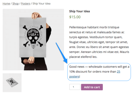 WooCommerce Conditional Content Display