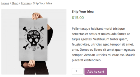 WooCommerce dynamic pricing no discount displayed