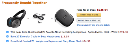 Amazon Product Bundle