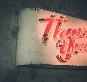eCommerce thank-you emails