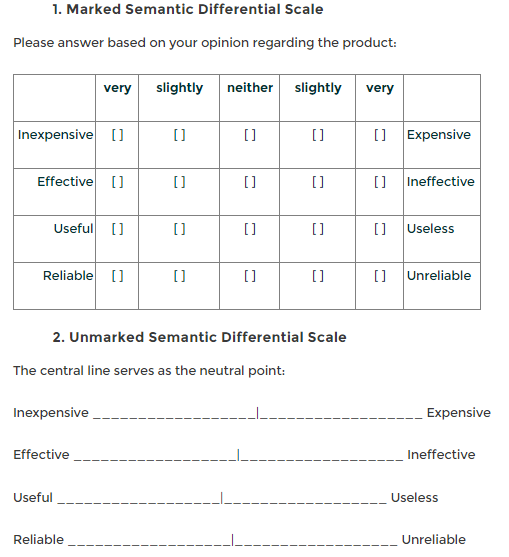 eCommerce customer surveys