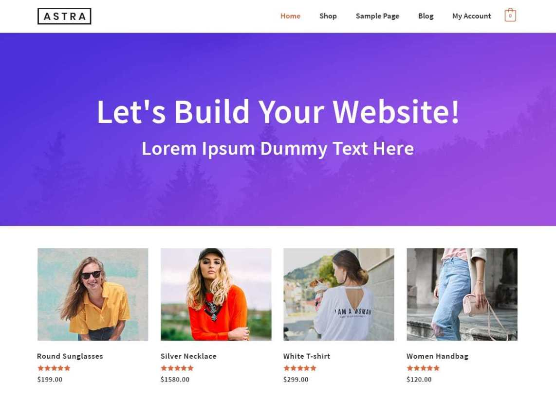 5 awesome free WooCommerce themes for your store - Jilt