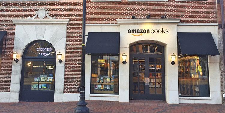 Amazon Books.